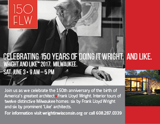 Wright & Like: Milwaukee 2017