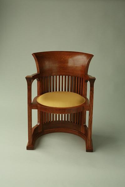 Creating And Recreating Wrightu0027s Furniture