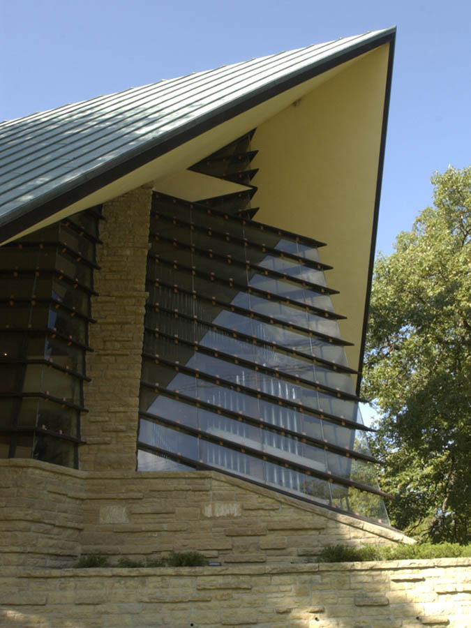 Unitarian Meeting House | Madison | Frank Lloyd Wright