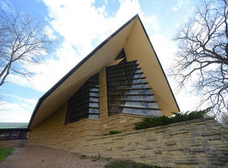 Unitarian Meeting House | Madison | Frank Lloyd Wright